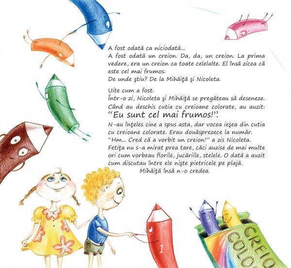 carte pentru copii 2-5 ani
